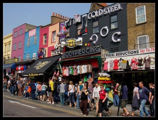 Guia de Compras: Londres