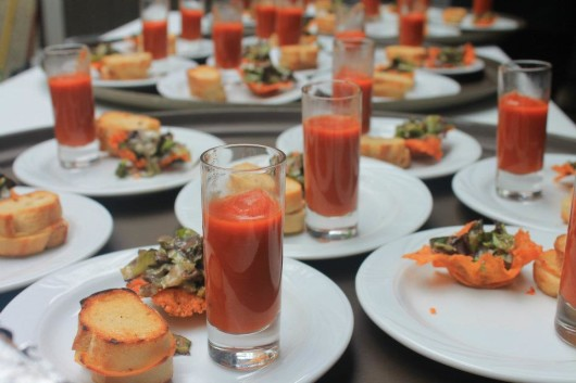 Grilled-Cheese-Caesar-Salad-in-Parm-Tomato-Basil-Shooter