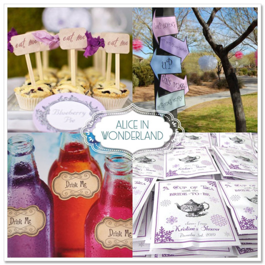 alice-wonderland-bridal-tea-party