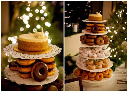 donut-wedding-cake