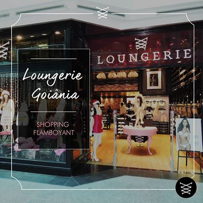 A Loungerie entrou no mercado de moda íntima em 2009 com um conceito super  inovador  é a primeira marca que combina tamanhos de bojos e de costas. 17bcf78a6b5