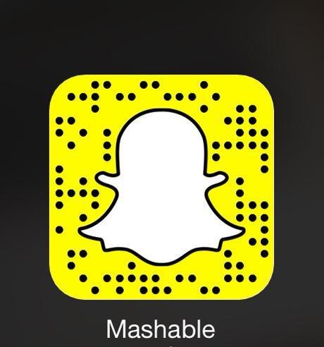 Snapchat-QR-Code