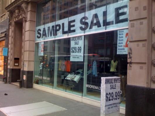 Sample_sale