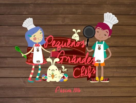 Pequenos grandes chefs 1