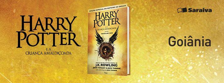 Lançamento Saraiva Harry Potter