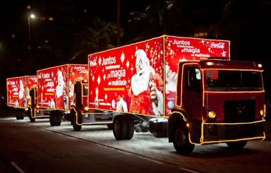 Caravana Iluminada Coca-Cola no Natal Flamboyant5