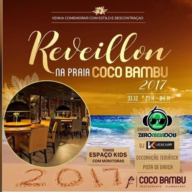 Reveillon na Praia Coco Bambu1
