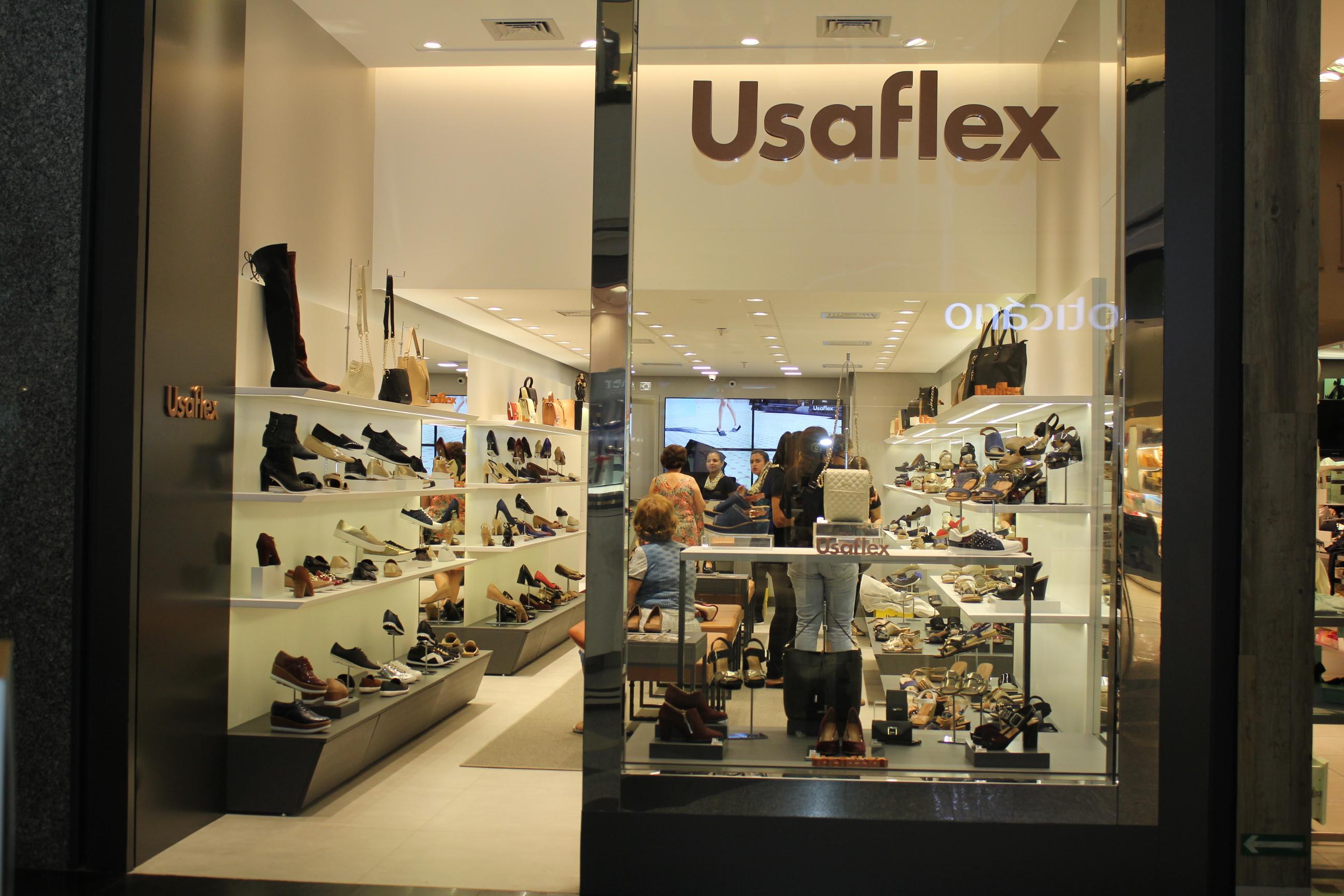 Usaflex abre suas portas na vitrine1