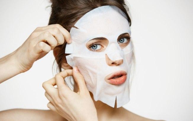 A máscara facial perfeita para sua pele!