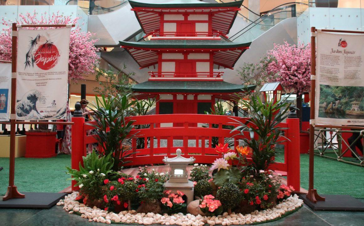 """Exposição Interativa: """"Tesouros do Japão"""""""