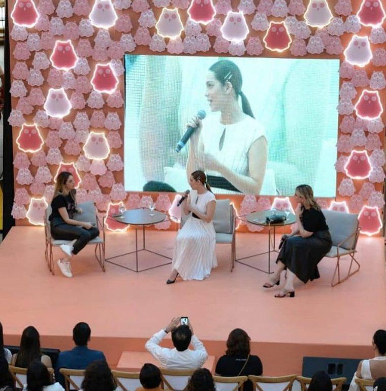 VFNO 2019: Talk time Vogue e Sophia Abrahão