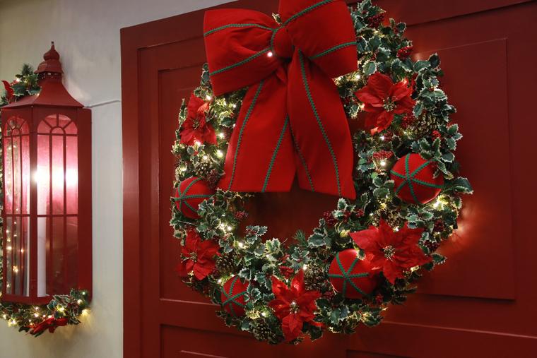 Decoração de Natal do Flamboyant Shopping