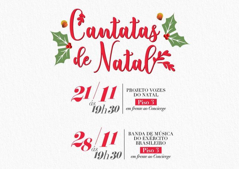 Cantatas de Natal do Flamboyant Shopping