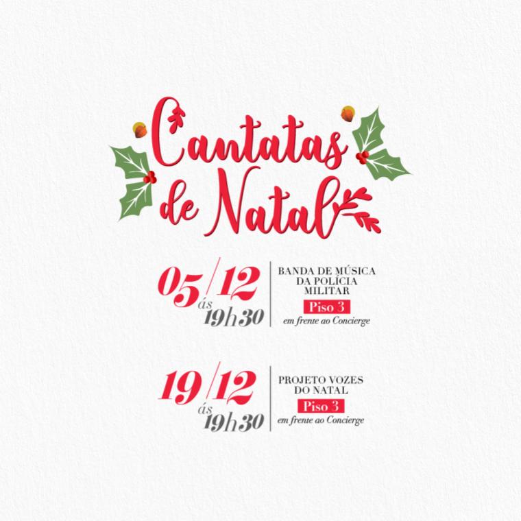 Cantatas Natalinas de Dezembro