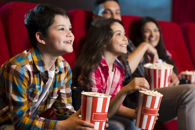 Suas férias mais divertidas no Cinemark Flamboyant