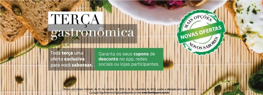 Novidade gastronômica pra você!