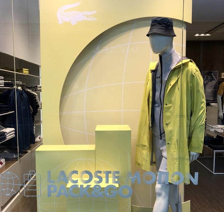 """Conheça """"Motion"""", a nova coleção da Lacoste"""
