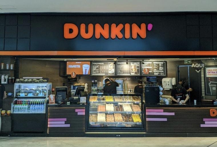 Dunkin' Donuts chegou ao Flamboyant Shopping!
