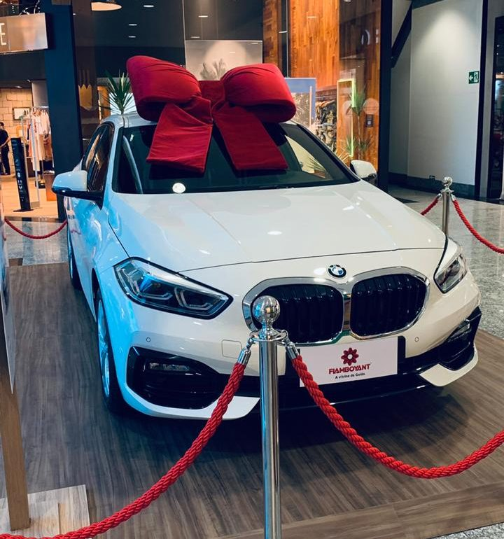 Um Carro BMW Para Chamar de Seu