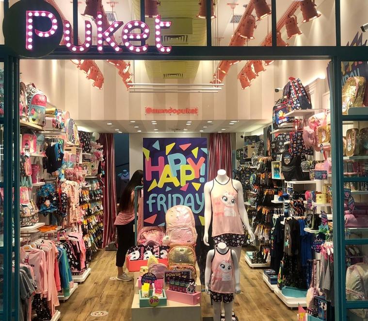 Reinauguração Puket Flamboyant Shopping