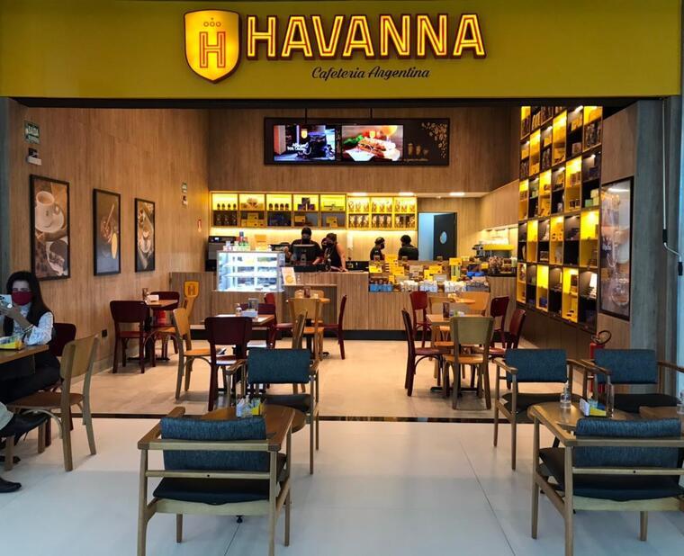 Havanna Café: Novidade Flamboyant Shopping