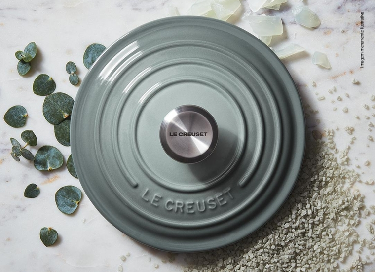 Sea Salt: Novidade Le Creuset