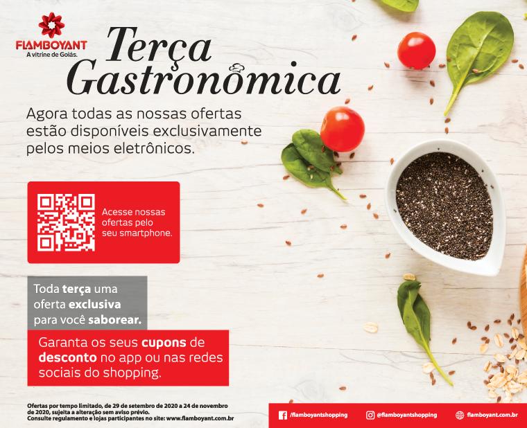 Terça Gastronômica 2021
