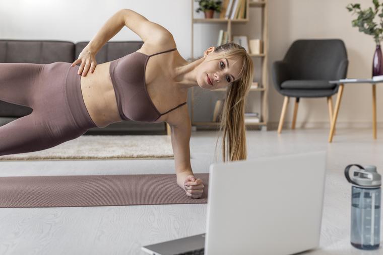 Passo a Passo Para Você Começar Seu Exercício Em Casa Hoje!